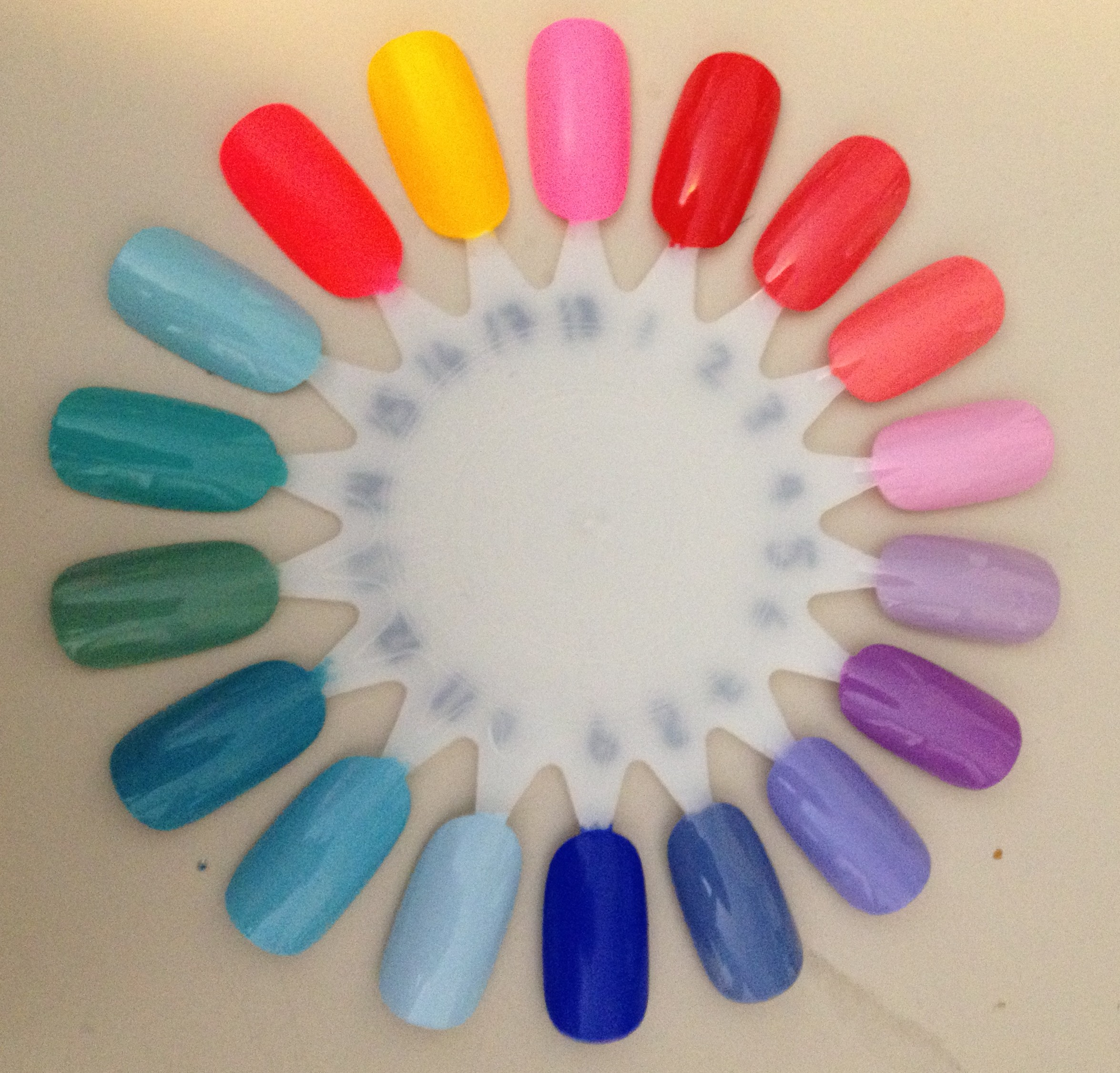 Summer 2013 Nail Polish Favourites – Preview! | My Red Nail Polish
